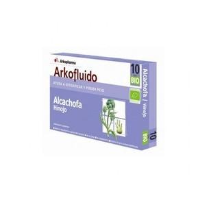 ARKOFLUIDO ALCACHOFA - HINOJO AMP BEBIBLES  10 AMP