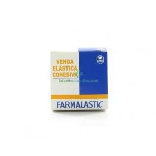 VENDA ELASTICA COHESIVA FARMALASTIC BEIGE 4,5 M X 5 CM