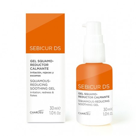 SEBICUR DS GEL SQUAMO-REDUCTOR CALMANTE  30 ML