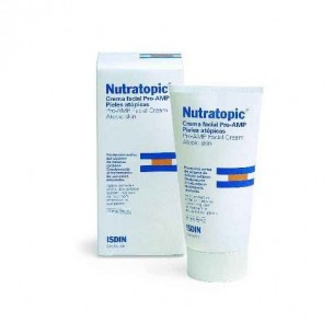 NUTRATOPIC PRO-AMP CREMA FACIAL PIEL ATOPICA  50 ML