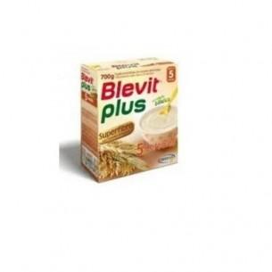 BLEVIT PLUS SUPERFIBRA PAPILLA 5 CEREALES  600 G