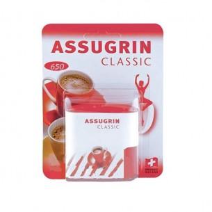 ASSUGRIN CLASSIC SACARINA Y CICLAMATO 650 COMP