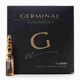 GERMINAL ACCION INMEDIATA  1,5 ML 5 AMPOLLAS