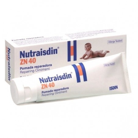 ISDIN BABY SKIN NUTRAISDIN ZN40  100 ML