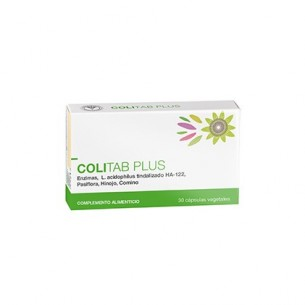 COLITAB PLUS 30 CAPS FARMACIA VIEITEZ
