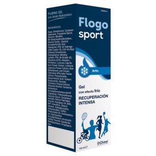 FLOGO SPORT  ARTIC GEL EFECTO FRIO  100 ML