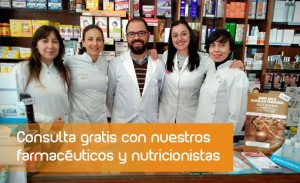 El equipo de la farmacia Viéitez López estamos a tu disposición para lo que necesites.