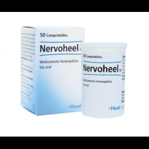 Nervoheel es un tratamiento homeopático que te ayuda a reducir el estrés en épocas de nerviosismo, agotamiento, fatiga...