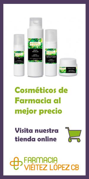 cosmeticos de farmacia vieitez