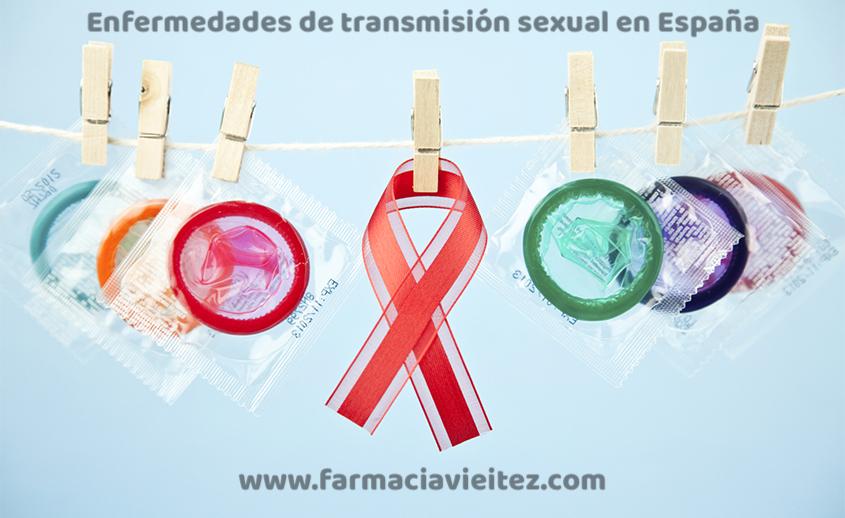Enfermedades de transmisión sexual en España, cifras e impacto.
