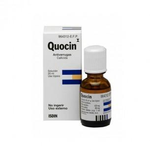 QUOCIN SOLUCION TOPICA 20 ML