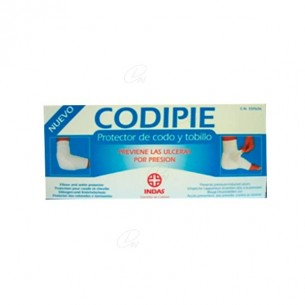 CODIPIE ANTIESCARAS  PROTECTOR CODO Y TOBILLO