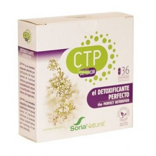 CTP DETOXOR 36 TABLETAS SORIA NATURAL