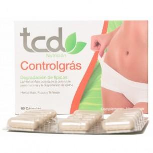 TCD CONTROLGRAS  60 CAPS