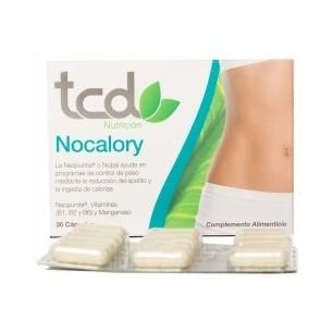 TCD NOCALORY  30 CAPS