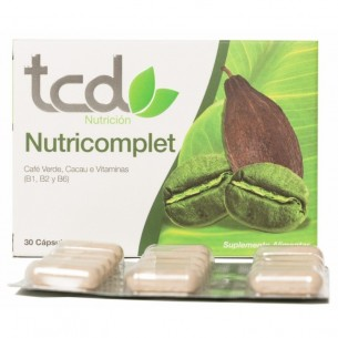 TCD NUTRICOMPLET  30 CAPS