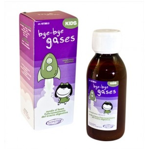 BYE -BYE GASES KIDS  150 ML