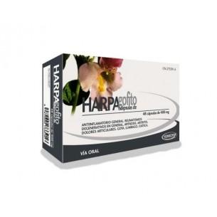 HARPAGOFITO SORIA NATURAL 600 MG 60 CAPSULAS
