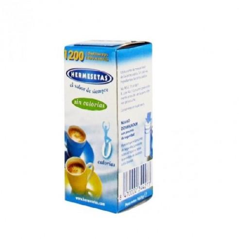 HERMESETAS ORIGINAL SACARINA 1200 COMPRIMIDOS