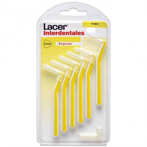 CEPILLO INTERDENTAL LACER FINO ANGULAR
