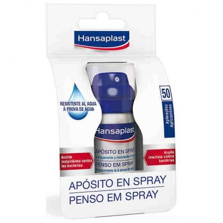 HANSAPLAST MED SPRAY APOSITO ESTERIL 40 APLICACIONES