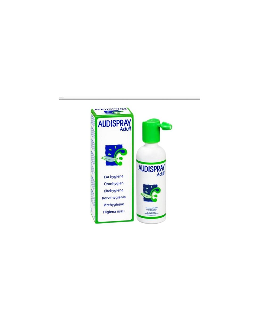 AUDISPRAY ADULT LIMPIEZA OIDOS 50 ML