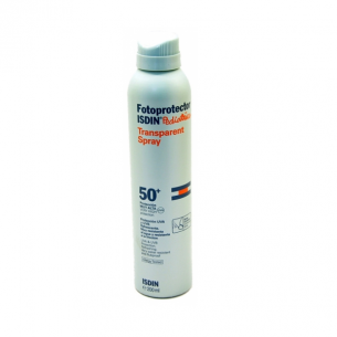 ISDIN SPF-50+ PEDIAT TRANSP SPRAY  200 ML