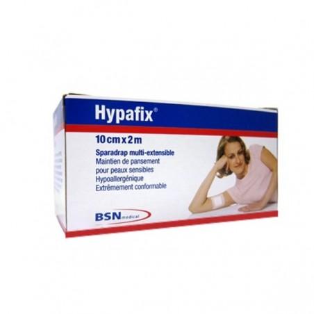 HYPAFIX GASA ADHESIVA PARA FIJACION DE APOSITOS 10 CM X  2 M