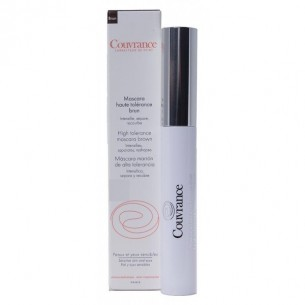 AVENE COUVRANCE MASCARA PESTAÑAS  A- TOLERANCIA  MARRON 7 ML