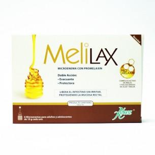 MELILAX MICROENEMAS  10 G 6 UNIDADES