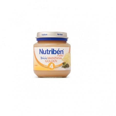 NUTRIBEN MANZANA GOLDEN  POTITO INICIO 130 G