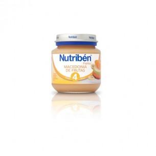 NUTRIBEN MACEDONIA DE FRUTAS  POTITO INICIO 130 G