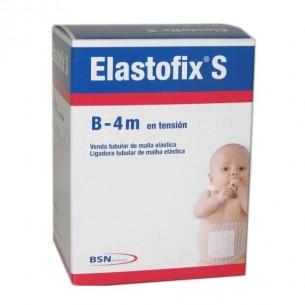 VENDA TUBULAR ELASTICA ELASTOFIX S T-A 4 X2 CM