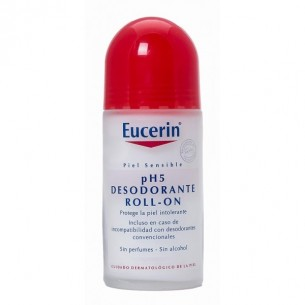 DESODORANTE EUCERIN PIEL SENSIBLE PH-5 ROLL-ON 50 ML