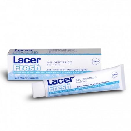 LACERFRESH GEL DENTIFRICO DE USO DIARIO  75 ML
