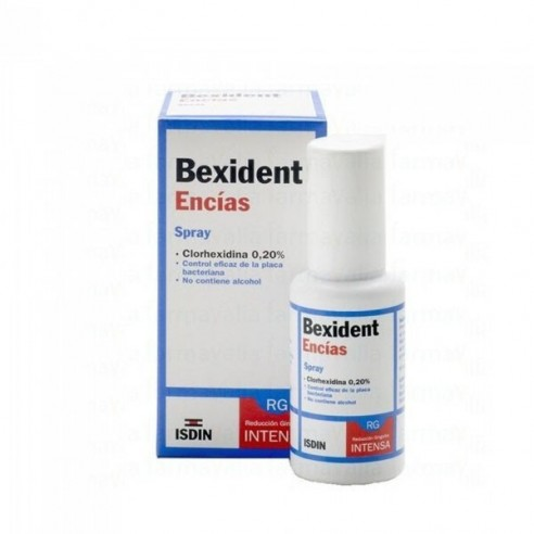 BEXIDENT ENCIAS SPRAY CLORHEXIDINA 0,2% TRATAMIENTO COADYUVANTE 40 ML