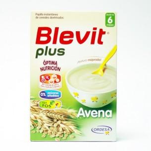 BLEVIT PLUS AVENA 6 MESES  300 G