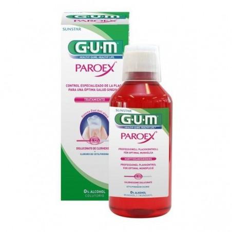 GUM PAROEX TTO COLUTORIO  500 ML