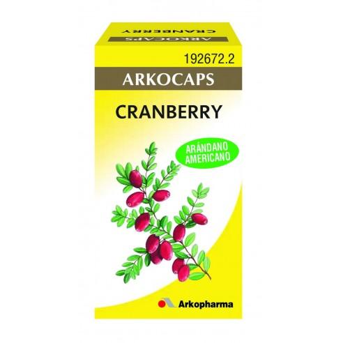 CRANBERRY ARKOPHARMA  50 CAPS