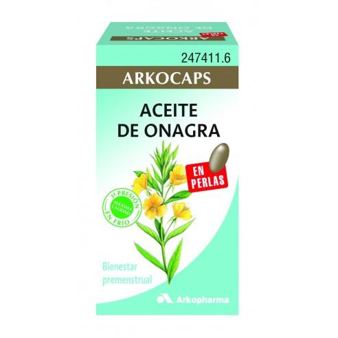 ACEITE DE ONAGRA ARKOPHARMA  200 CAPSULAS