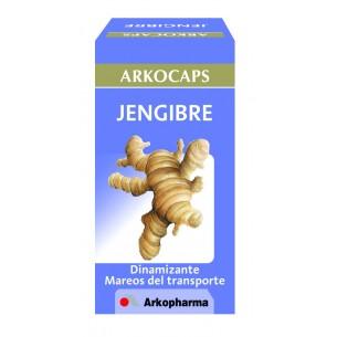 JENGIBRE ARKOPHARMA  365 MG 48 CAPS