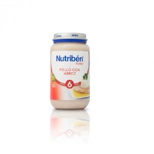 NUTRIBEN POLLO CON ARROZ  POTITO GRANDOTE 250 G