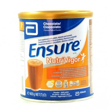 ENSURE NUTRIVIGOR  400 G LATA CHOCOLATE