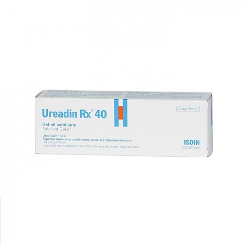 ISDIN HYDRATION UREADIN ULTRA 40 GEL OIL EXFOLIACION INTENSA 30 ML