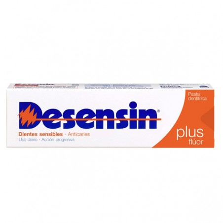 DESENSIN PLUS FLUOR PASTA DENTIFRICA  75 ML