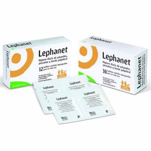 LEPHANET TOALLITAS ESTERILES  30 + 12 TOALLITAS