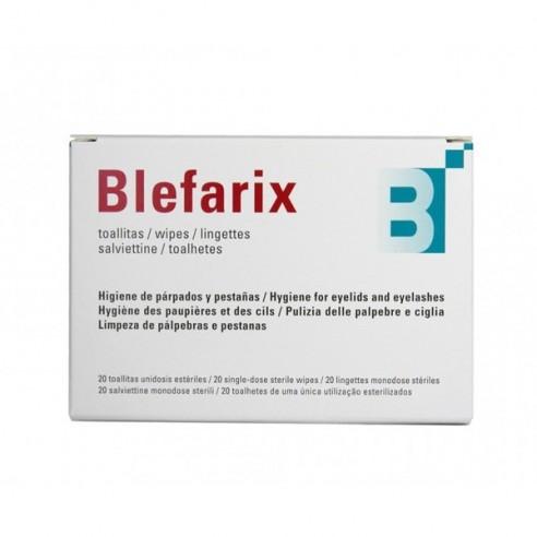 BLEFARIX TOALLITAS  50 TOALLITAS