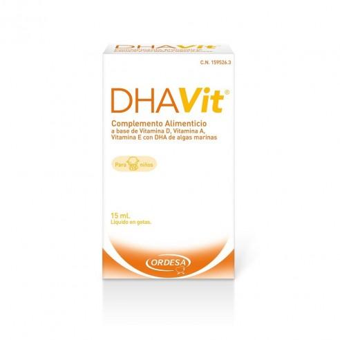 DHA VIT  15 ML
