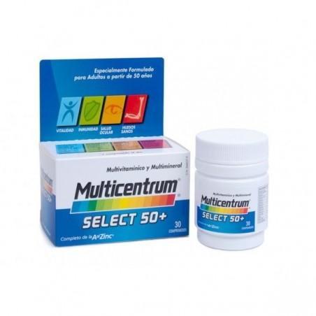 MULTICENTRUM SELECT 50+  30 COMP
