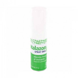 HALAZON SPRAY ORAL  10 G